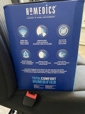 Homedics total comfort humidifier for Sale in Laveen Village, AZ