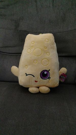 Chee Zee Shopkins plush brand new never used with tags for Sale in Santa Clara, CA