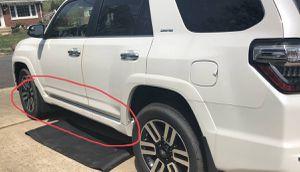 Toyota 4Runner Limited Rocker Panel Mouldings - $699 for Sale in Annandale, VA