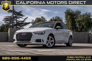 2017 Audi A3 Sedan for Sale in Montclair, CA