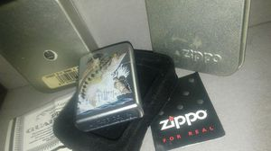 Zippo lighter for Sale in Bonners Ferry, ID