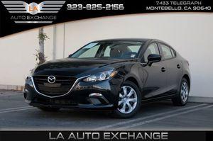 2016 Mazda Mazda3 for Sale in Montebello, CA