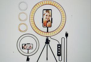 Selfie ring light NEW for Sale in Bridgeport, CT