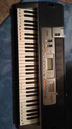 Casio piano for Sale in Kent, WA