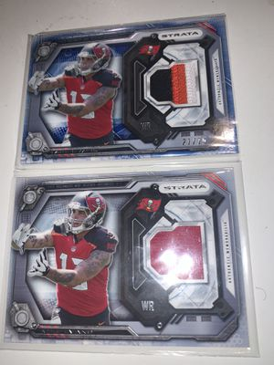 Mike Evans jersey card for Sale in Seattle, WA