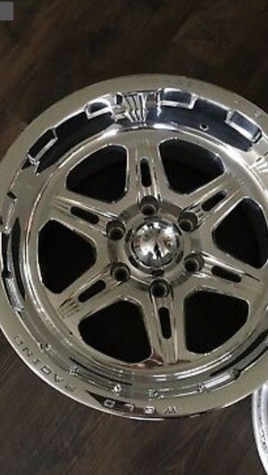 Looking for 2 20x12 Cheyenne Rims for Sale in Waialua, HI