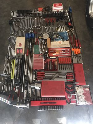Snap On,MAC,and Cornwell pro tool set for Sale in Lutz, FL