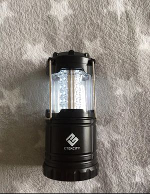 Camping lantern for Sale in Aldie, VA