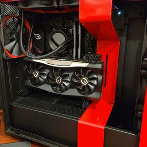 Gaming PC - i7 10700K / 32GB DDR4 / ASUS Z490-E / EVGA RTX 3080 FTW3 ULTRA / Samsung EVO Plus 500GB M.2 for Sale in Chula Vista, CA