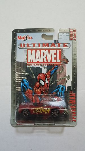 Maisto Ultimate Marvel SPIDERMAN series 1 # 24 for Sale in Kissimmee, FL
