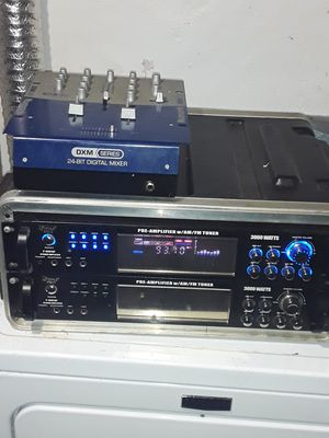 DJ equipment for Sale in Grand Island, NY