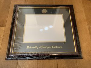 USC Trojans Windsor Medallion Diploma Frame for Sale in South Gate, CA