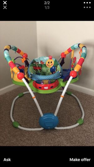 Baby jumper & baby carrier for Sale in Nashville, TN