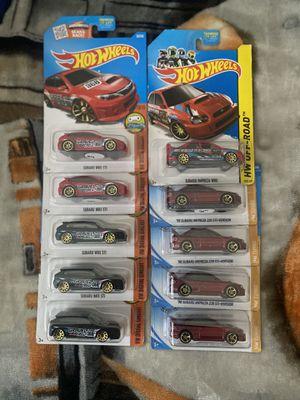 Hot Wheels Subaru Sale for Sale in Santa Ana, CA