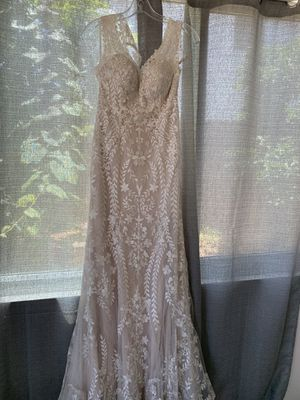 BHLDN Sheridan Wedding Dress for Sale in Hacienda Heights, CA