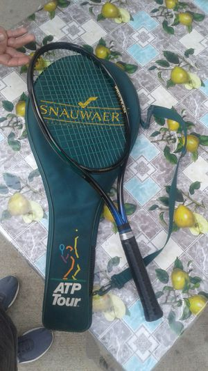 SNAUWAERT Pro Team Tennis Racket For $275 Or Make Your Offer for Sale in Pico Rivera, CA