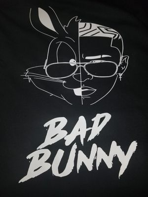 bad bunny shirt all sizes for Sale in Garland, TX