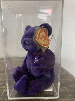 Princess Diana TY Original Beanie Baby for Sale in Miami, FL