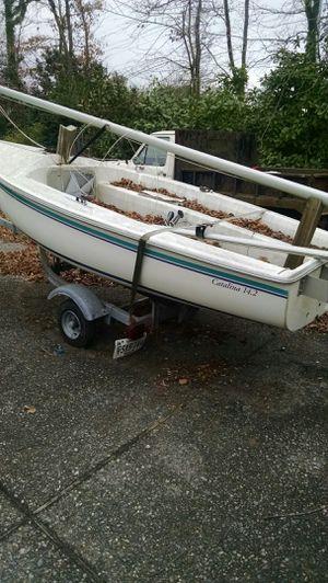 Catalina 14.2 Sailboat for Sale in Williamsburg, VA