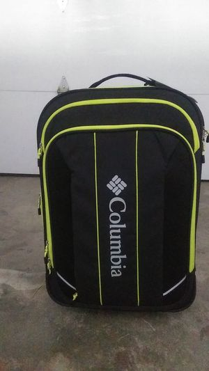 Columbia Suitcase (New) for Sale in Arvada, CO