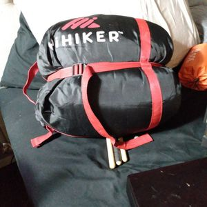 HiHiker Mummy Style Camping\ Backpacking Sleeping Bag w\ Built-in Pillow for Sale in Federal Way, WA