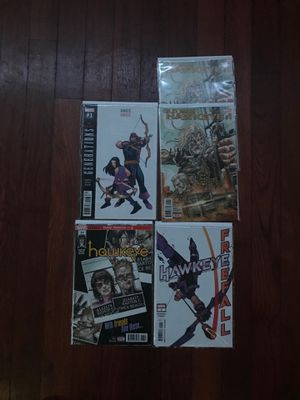 Marvel Comics Hawkeye for Sale in Richmond, CA