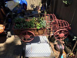 Large Succulent truck planter pot for Sale in Fresno, CA