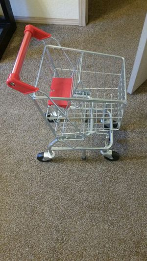 Melissa & Doug shopping cart for Sale in Norman, OK