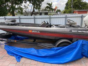 Bass boat for Sale in Hialeah, FL