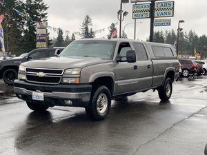 2006 Chevy Silverado k2500 HD Duramax diesel for Sale in Tacoma, WA