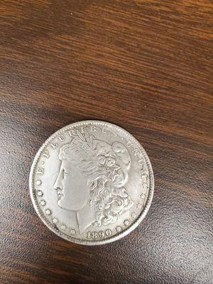 1890 Morgan silver dollar for Sale in Cedarhurst, PA
