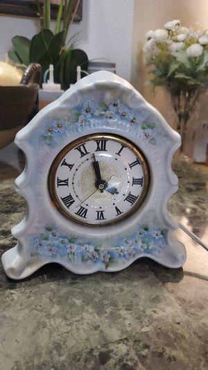 Plug in antique clock for Sale in Anaheim, CA