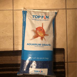 Aquarium/fish Tank Gravel for Sale in Orlando, FL