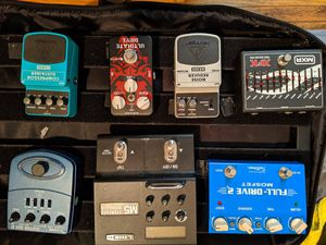 Guitar Pedal equipment for Sale in Chicago, IL