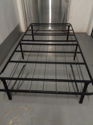 Twin, Full, Queen Metal BED FRAME ( No need Boxspring ) for Sale in Honolulu, HI