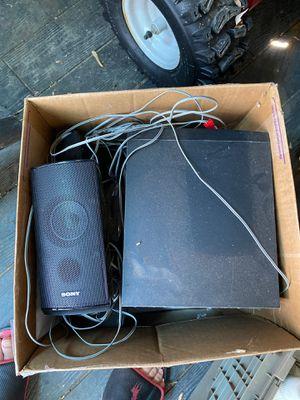 Sonny sorround sound system for Sale in Dearborn, MI