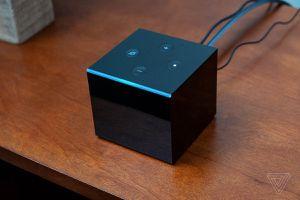 Amazon Fire Cube TV w/ Alexa and Voice Remote for Sale in Chicago, IL