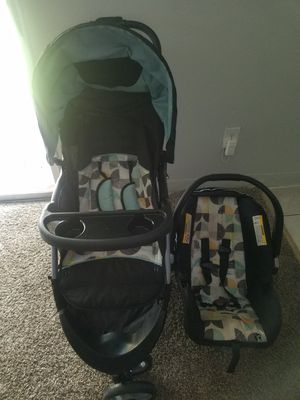 Car seat & Stroller for Sale in Tampa, FL