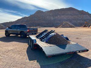 Dovetail dual axle car hauler for Sale in Mesa, AZ