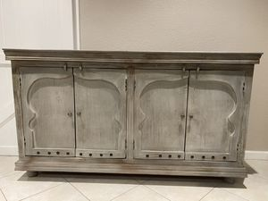 Decorative Solid Wood Cabinet for Sale in Phoenix, AZ