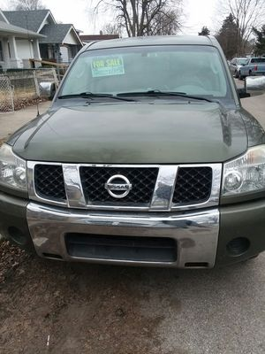 Nissan TITAN for Sale in Indianapolis, IN