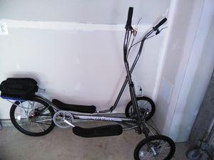 Street strider 7i elliptical bike for Sale in Accokeek, MD