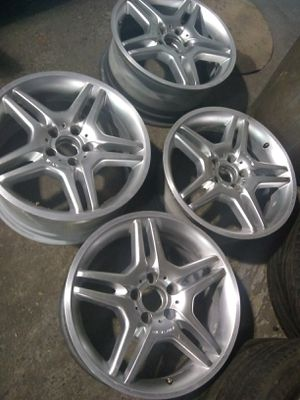 Four RIMS Mercedes Benz AMG staggered for Sale in Novi, MI