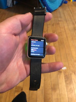 Apple Watch 42 mm series 3 for Sale in WILIAMSBG Township, ME