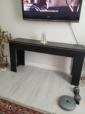 Solid wood Console table for Sale in Hendersonville, TN