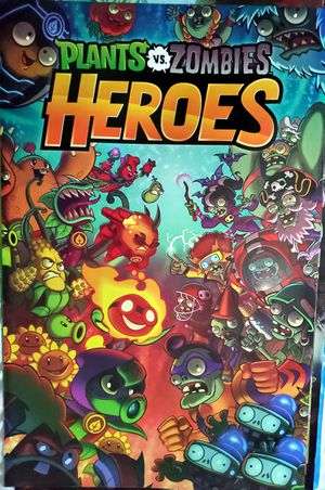 PLANTS VS ZOMBIES POSTERS 34×22INCH for Sale in Arlington, TX
