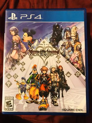 PS4 kingdom hearts 2.8 for Sale in San Diego, CA