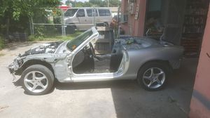 Parting out 2005 miata exterior body panels and top for Sale in Zephyrhills, FL