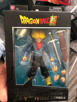 Future saiyan future trunks dragon ball Z for Sale in Rancho Cordova, CA