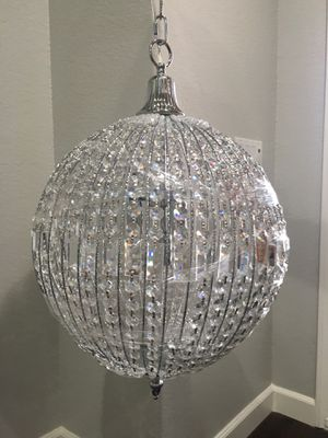 Crystal Bead Chandelier for Sale in Fontana, CA